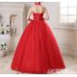 Vestido Noiva e Debutante Vermelho