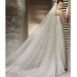 Véu de noiva longo 3 metros Tule