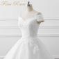 Vestido Noiva e Debutante brilho Alice