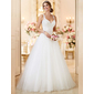 Vestido de noiva 2 em 1 civil festa Sob Encomenda