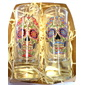 Kit Copos  Tequila Shot Drink| Caveira Mexicana