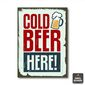 Quadro| Cold Beer Here