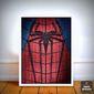 Quadro Herói | Homem Aranha