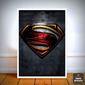 Quadro Herói | Super Homem