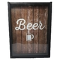 Quadro Porta Tampinha | Beer