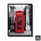 Quadro Cabine Telefônica Londres