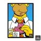 Quadro | Homer Simpson Donuts
