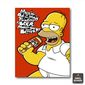 Quadro|Homer Simpsons Duff Beer