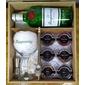 Kit Gin Master Tanqueray | 1 Taça
