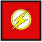 Quadro Super Heróis | Flash