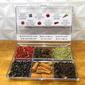 Kit para Gin com 06 especiarias - Prático para levar na bolsa