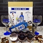 Kit Gin Bombay Master | 2 Taças
