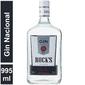 Gin Rock's + 2 Taças + Kit 6 Especiarias
