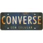 Placa Converse sem Celular