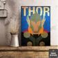 Quadro Herói | Thor Vintage