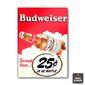 Quadro| Budweiser Vintage