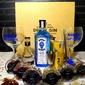 Kit Gin Bombay Premium | 2 Taças