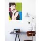 Quadro Pop Art | Audrey Hepburn