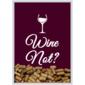 Quadro Porta Rolha | Wine Not?