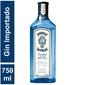 Gin Bombay + 2 Taças + Kit 6 Especiarias