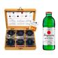 Gin Tonic Tanqueray 275ml + Caixa Kit Especiarias