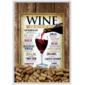 Quadro Porta Rolha | Wine from around The world