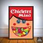 Quadro Vintage | Chicletes Mini
