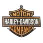 Porta Chaves Alto Relevo| Harley Davidson