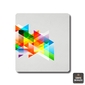 Composição de 3 Quadros Decorativos | Abstrato Color