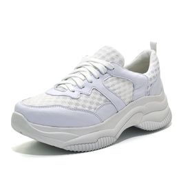9661d7c5f Tênis feminino Sneakers Chunky Branco