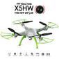 Novo Drone Quadricoptero Syma X5HW com Camera Wifi FPV - LANÇAMENTO!!