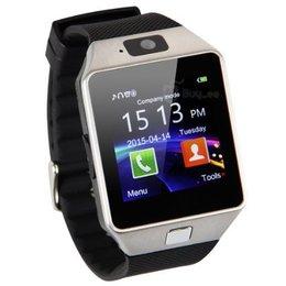 11ba074411e Relógio Bluetooth Smartwatch Com Camera Gear Chip Dz09 Iphone E Android