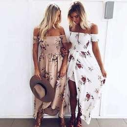 Vestido Longo Summer
