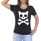 Camiseta Skull Cat