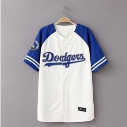 Camisa Baseball Jersey Dodgers
