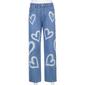Calça Jeans Baggy Heart