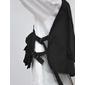 Colete Jones Black Streetwear