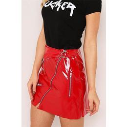 Boogie Skirt | Red