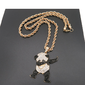 """Necklace Panda ''The Dab"""""""
