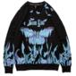 Moletom Flame Butterfly