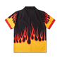 Camisa Flame Burning