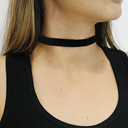 Chocker de Veludo