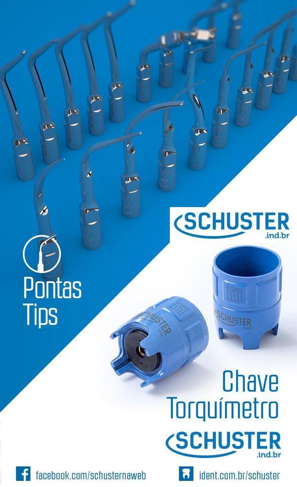 Pontas Tips de Ultrassom SCHUSTER - MultiCoisa ac5cdb0d53