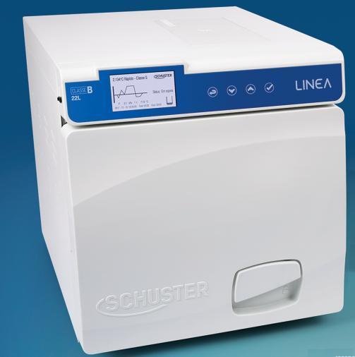 Autoclave Digital Linea B 22L - SCHUSTER - MultiCoisa d4759eeb3d
