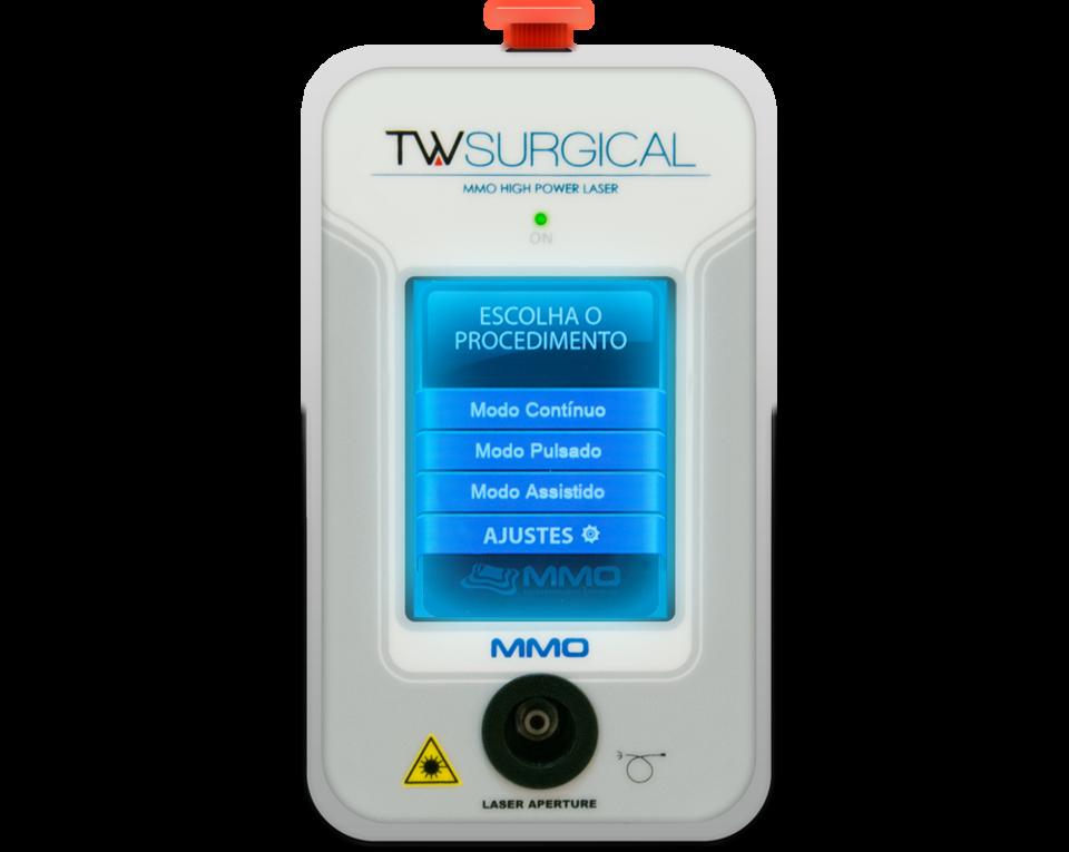 Laser de Alta Potência TW Surgical - MMO - MultiCoisa 35e60a1fdd