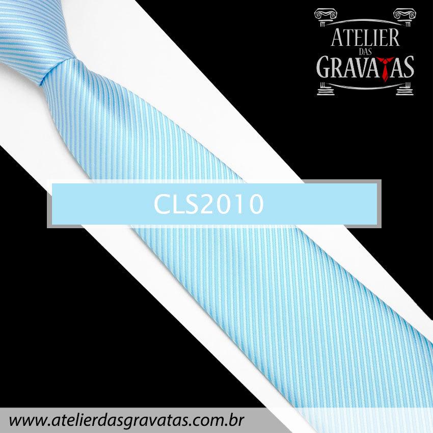 Gravata Slim 8cm CLS2010