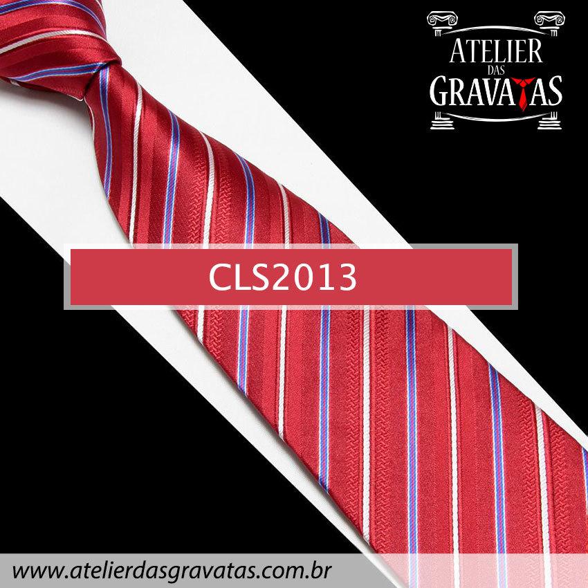 Gravata Clássica Slim 8cm CLS2013