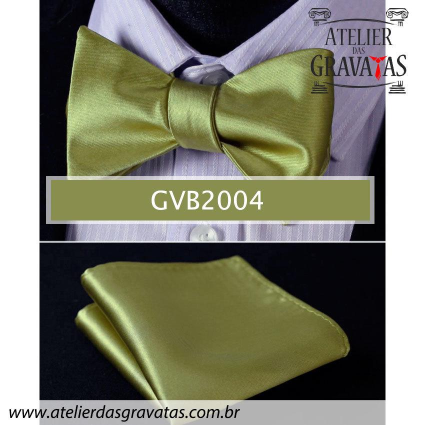 Gravata Borboleta de Seda Especial GVB2004
