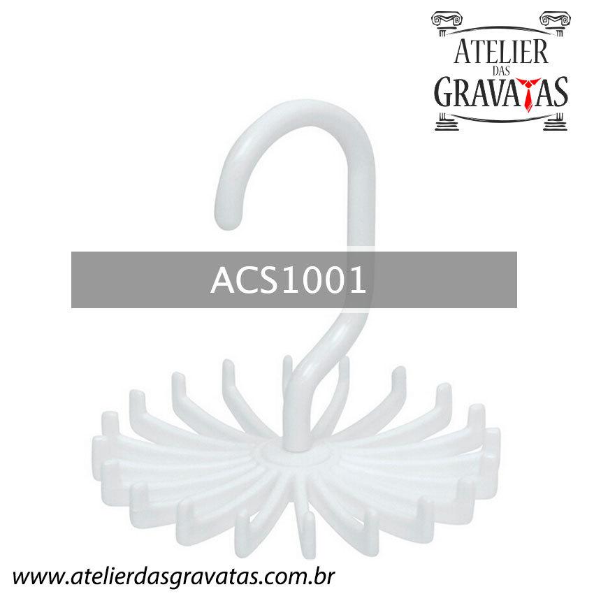 Cabide Giratório para Gravatas com 20 posições ACS1001
