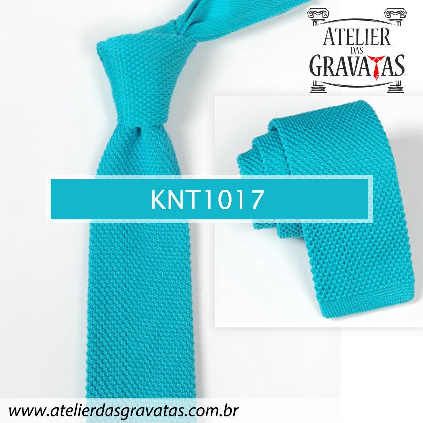 Gravata Slim Fit de Tricot 5,5cm KNT1017